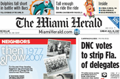 Miami Herald owner cuts 1,600 jobs as move to hybrid print and online firm accelerates