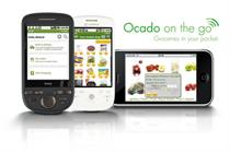 Ocado launches voice search Android app
