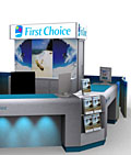 Green Room unveils supermarket kiosks for First Choice