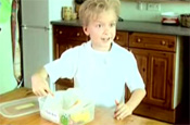 Gordon Ramsay lets rip as a foul mouth child in viral ad