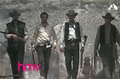 HMV celebrates cowboys and cops in Father's Day push