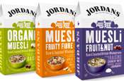 Pearlfisher highlights Jordans Muesli's 'nature friendly' heritage