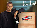 Clooney pockets £2m for appearance in new Martini ad