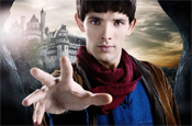 BBC One promotes Merlin with magical postcards