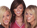 Atomic Kitten 'get milk' in Scottish dairy campaign