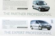 Peugeot launches van range with CMW campaign