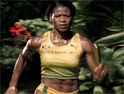 Puma uses Jamaican athletes in first US television push