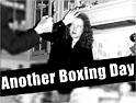 Poster ad uses Another Boxing Day line to fight violence