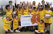 Co-operative joins Rugby League for grassroots initiative