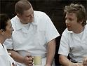 Oliver spot celebrates work of Sainsbury's bakers
