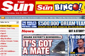 Sun Online links up comparison site for grocery pricing