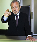 The Apprentice works with Saatchi & Saatchi to create a TV ad and billboard campaign