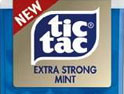 Ferrero backs Tic Tac Extra Strong with £4m push