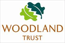 The Woodland Trust's website wins Plain English Award