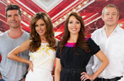 X Factor defeats BBC One's Merlin with 9.3m viewers