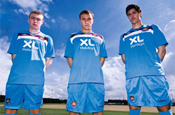 West Ham search for new sponsor as holiday firm XL collapses