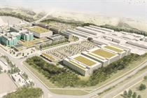 Plans submitted for Harlow 'science hub'