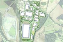 Plans approved for 81-hectare Nottinghamshire industrial scheme