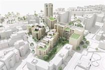 Go-ahead for 226 homes on north London estate