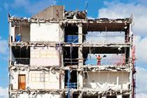 Why demolition rights move could appeal to housebuilding sector