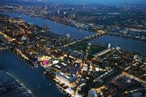 How a planning agreement is pushing forward the regeneration of a London docks site