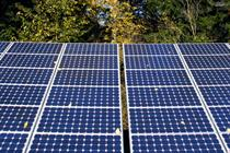 Farm diversification 'justifies green belt solar farm'