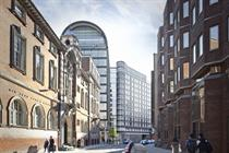 Go-ahead for 616-room City of London student housing scheme