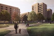 Coming Up: Ealing scheme gets green light for 300 more homes