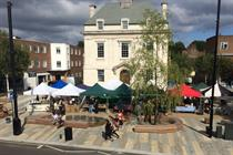 Case study: how landscape architects revamped a forgotten high street