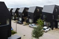 Advice: Providing family housing at high density