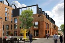 Review: Contemporary housing in a former industrial setting