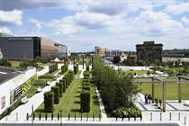 Case study: Creating a new park in Birmingham city centre