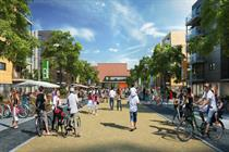 Review: Plans for the 6000 home North West Bicester urban extension