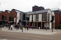 Review: A new shopping centre reflects Hereford's historic features