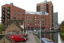 Review: Waterside apartments in east London