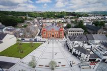 Case study: How a new road system revitalised Merthyr's town centre