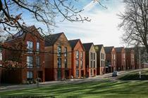 Review: Reuse of a former hospital site