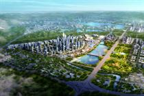 Review: China's satellite town built on garden city lines