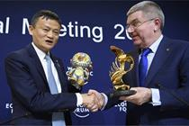 Alibaba to sponsor Olympics until 2028