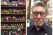 Brand Superfan of the Week: PEZ's Walt Cranford
