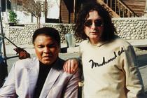 Heroes: Muhammad Ali by Trevor Beattie
