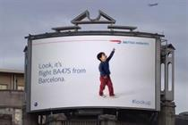 British Airways reviews global digital account