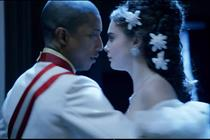 Chanel pairs Pharrell, Cara Delevigne in a royal waltz