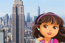 NYC Tourism taps Dora for first bilingual campaign