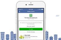 How Japan quake drove Facebook adoption, Facebook Safety Check