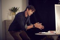 Ashton Kutcher sinks teeth into Wrigley's role