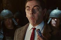 Rowan Atkinson stars in his first ad in 18 years, for Snickers