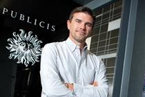 Bird takes CCO role at Publicis New York