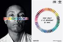Adidas 'Pharrell Williams -- Supercolor' by Johannes Leonardo