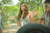In India, Snickers gets a taste of Bollywood